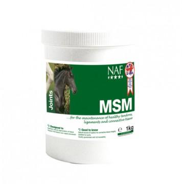 MSM 1kg för leder