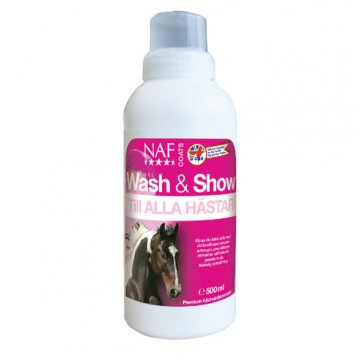Schampo Wash & Show 500ml