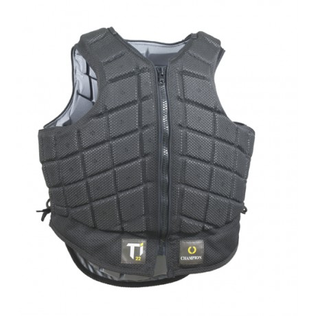 Body Protector Titanium Ti22 Barn