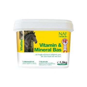 Vitamin & Mineral Bas 1.5kg