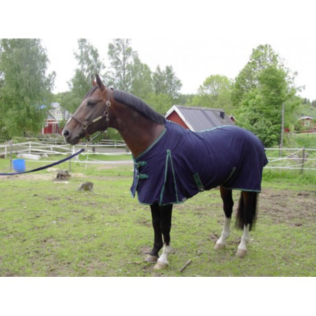 Fleecetäcke Shires Polar fleece Marinblå
