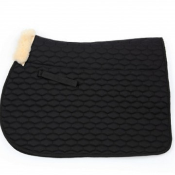 Half Fleece Lined Saddlecloth
