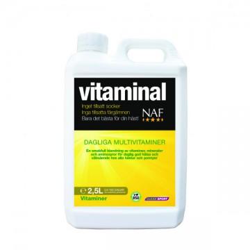 Vitaminal 2,5L - Multivitaminer utan tillsatt sock