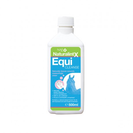 Equicleanse sårtvätt 500ml