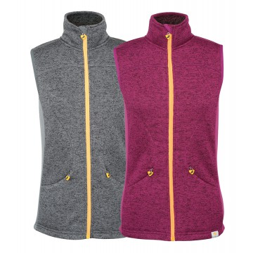 AUBRION Ferndale Fleece Gilet - Ladies